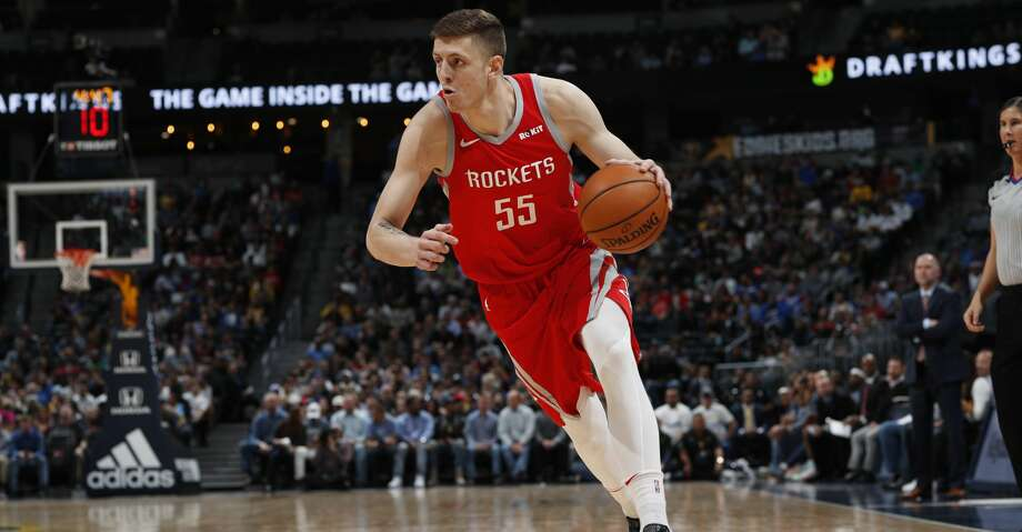 PHOTOS: Rockets game-by-game Houston Rockets forward Isaiah Hartenstein (55) in the first half of an NBA basketball game Tuesday, Nov. 13, 2018, in Denver. (AP Photo/David Zalubowski) Browse through the photos to see how the Rockets have fared in each game this season. Photo: David Zalubowski/Associated Press