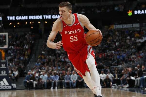 225fb860444 Rockets recall Isaiah Hartenstein for Wizards game ...