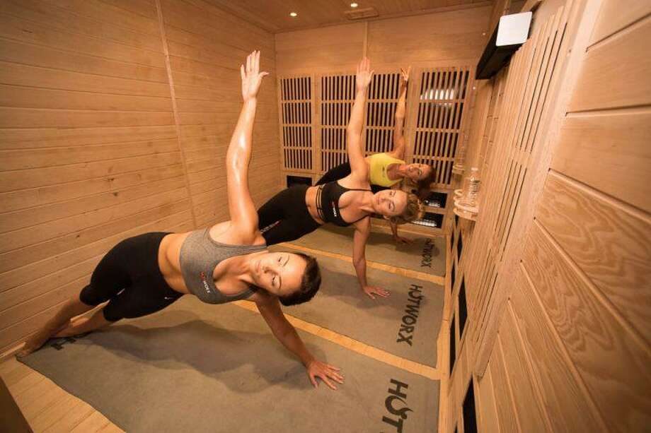 Hotworx, a fitness chain with an infrared/isometrics fusion program, is expanding in the Houston market. Photo: Weitzman