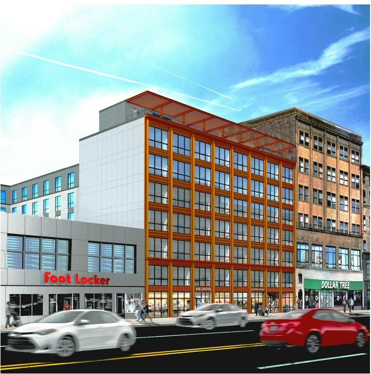 Housing Plans To Upgrade Prime Property In Downtown New