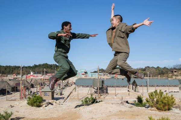 Kids Use Of Technology Soars >> South Korean Tap Dance Musical Swing Kids Soars Even As It