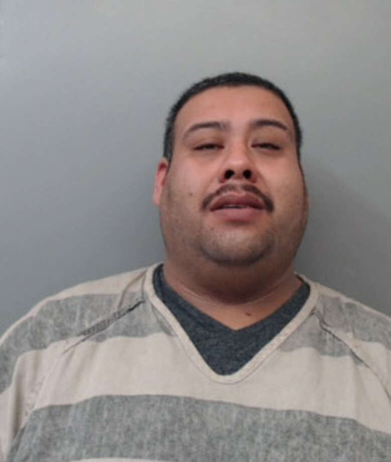 Manuel Antonio Chavez, 29, was charged with three counts of accident involving injury. Photo: Webb County Sheriff's Office