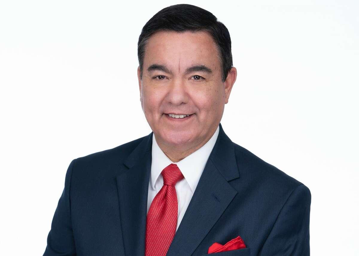 KABB-TV chief meteorologist Alex Garcia