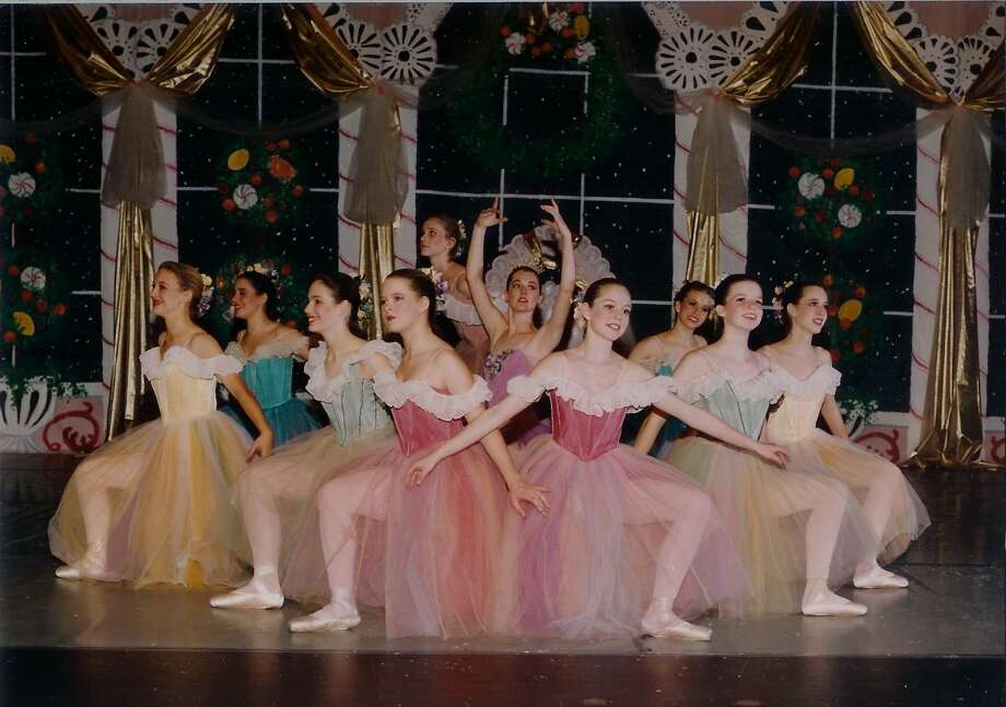 Through the years: Midland Festival Ballet celebrates 25th season. --1995 Photo: Courtesy Photo