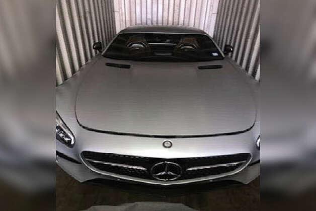 2017 Mercedes-AMG GTS Photo: Court Documents