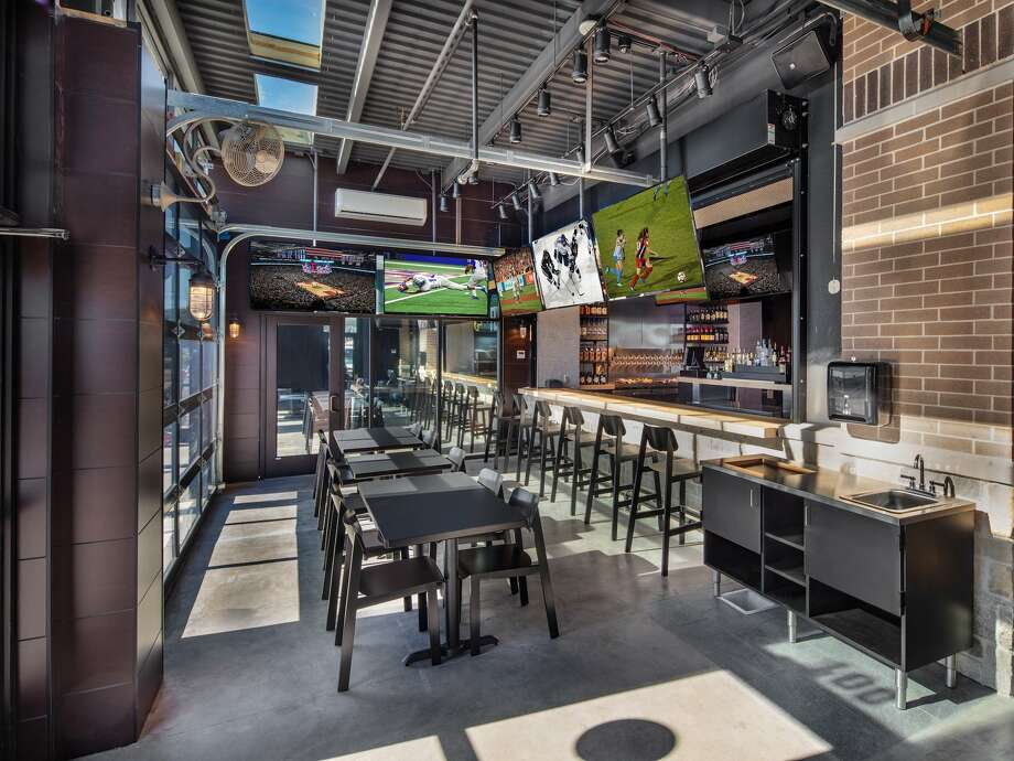Buffalo Wild Wings Debuts Its Restaurant Of The Future With