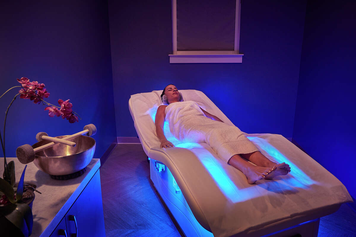 The Gharieni Spa Wave bed is considered to be the Rolls Royce in the spa industry.