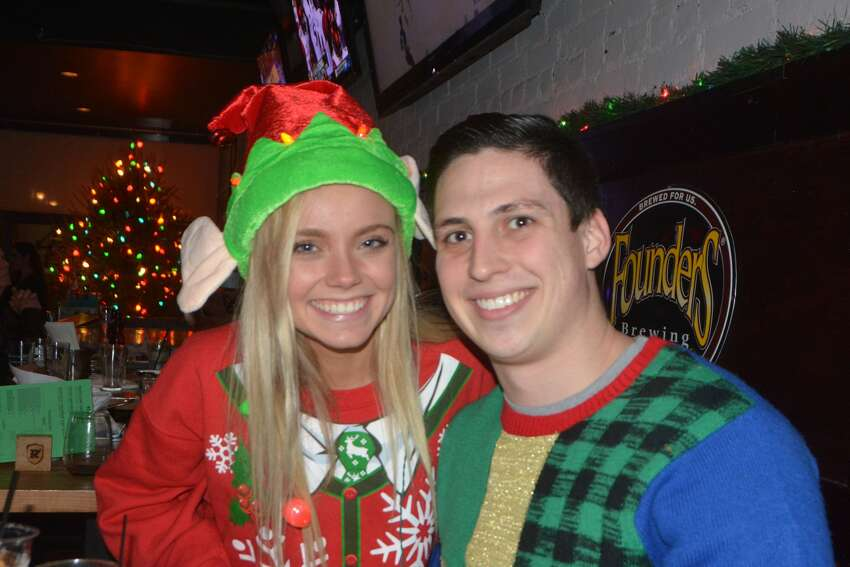 The Blind Rhino in Norwalk held its 4th annual Ugly Sweater and Toy Drive on December 19, 2018. The toys will be donated to Yale New Haven Children's Hospital. Were you SEEN?