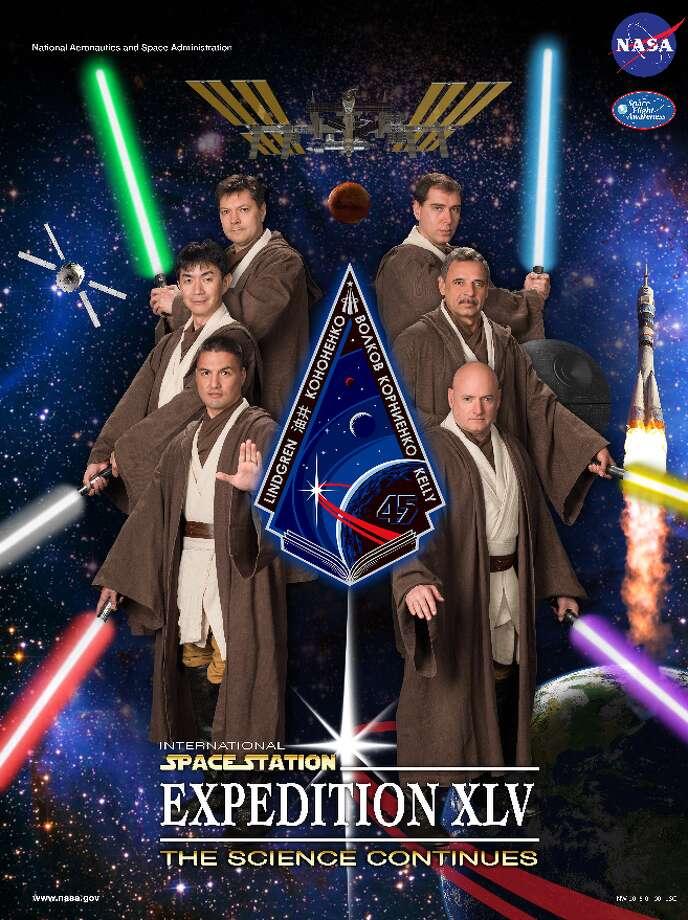 Star Wars Photo: Courtesy Of NASA