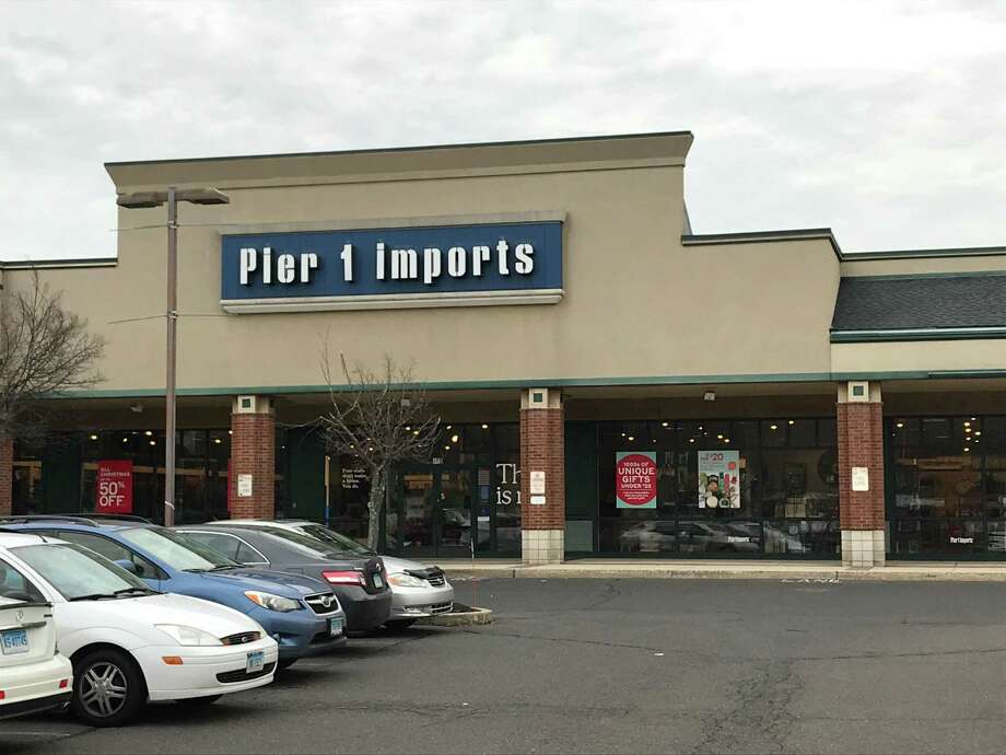 The Pier 1 store in Cheshire. Photo: Luther Turmelle / Hearst Connecticut Media