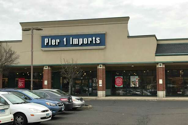 The Pier 1 store in Cheshire.