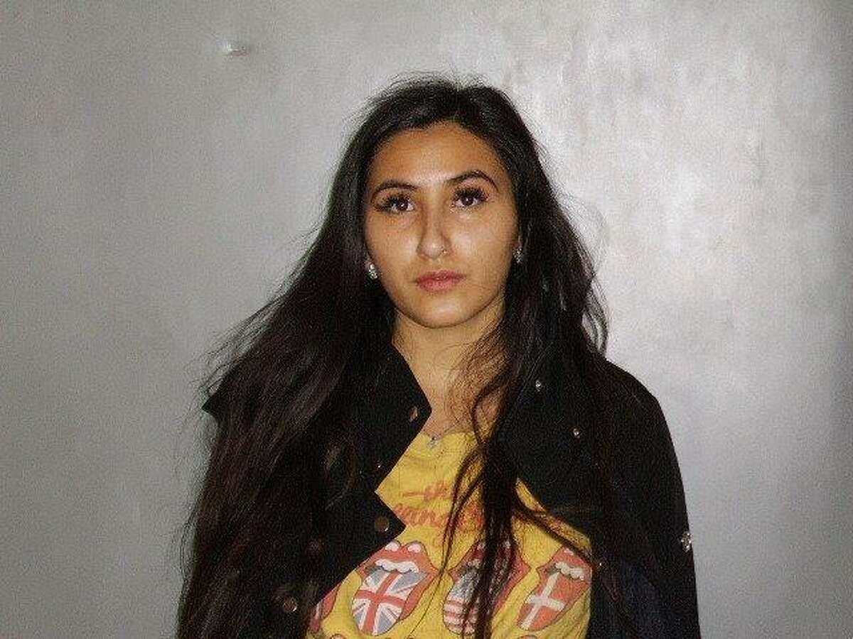 Jazely Marie Barrera, 21, is charged with misdemeanors associated with allegedly serving Erick Hernandez, 19, alcohol before Hernandez crashed, killing a young mother on Sunday, Dec. 16, 2018.