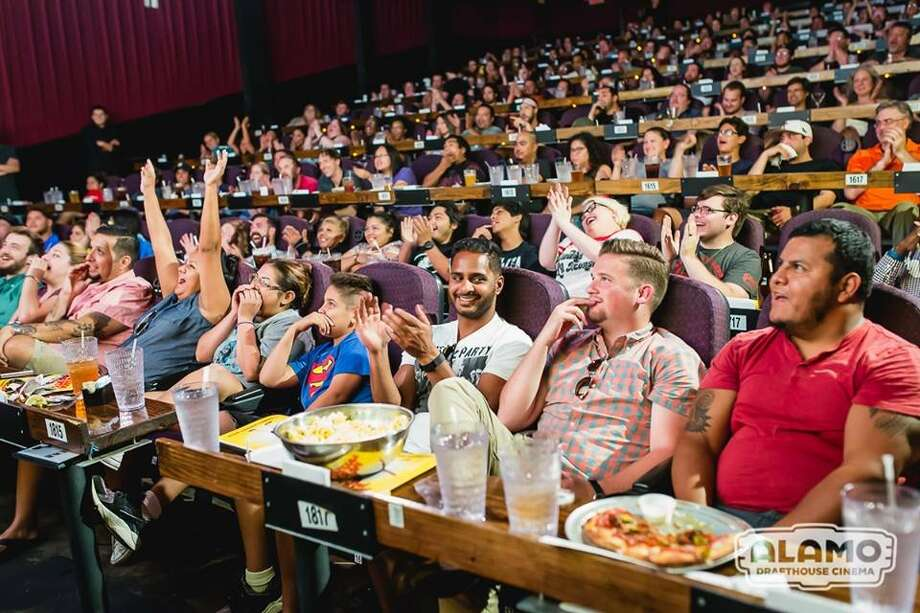 Alamo Drafthouse Cinema New Mission. The theater chain is starting up its subscription ticket plan, with plans to expand to its New Mission location in San Francisco. Photo: Photo By Alamo Drafthouse Cinema New Mission On Yelp