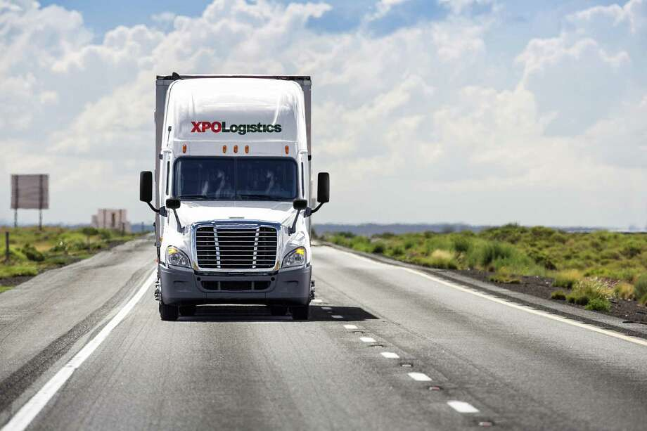 XPO Logistics is one of North America's largest logistics providers. The Greenwich-based firm has grappled withaccusations of worker mistreatment and discontent among some shareholders. Photo: Contributed Photo / XPO Logistics / Greenwich Time Contributed