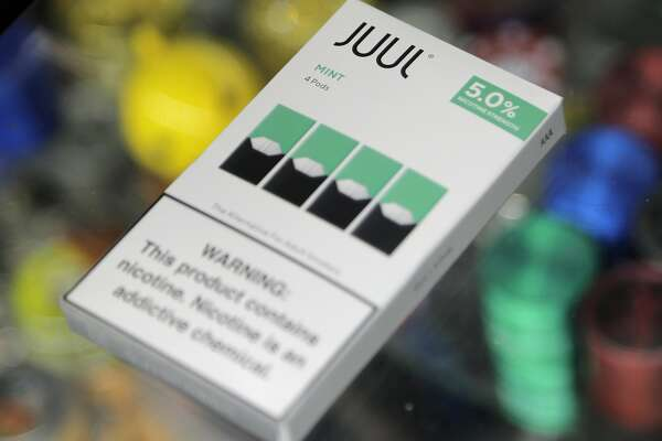 We don't want them in our city': SF officials seek Juul