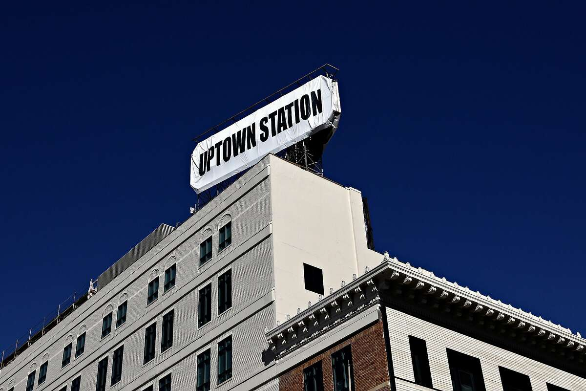 Square is leasing all of the office space in Oakland's Uptown Station. The 356,000-square-foot expansion at 1955 Broadway will give the San Francisco company room for up to 2,000 employees, making it the largest tech tenant in Oakland.