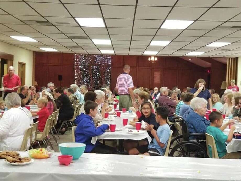 The congregation at the Ninth and Columbia Church of Christ will work together to create a home-cooked meal open to the public on Christmas Day. Photo: Courtesy Photo