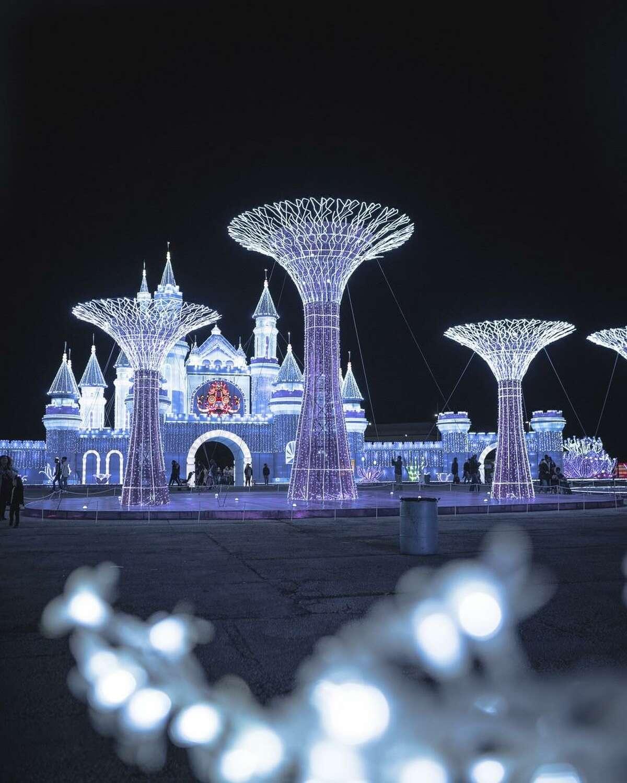 Magical Winter Lights is open in La Marque through Jan. 6.