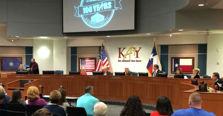 PHOTOS: A look back at Katy ISDIn 2015, Katy ISD has 48,003 teachers on the payroll. District officials have said they currently employ more than 5,300 teachers on a full-time basis and more than 30 teachers part-time.>>>See what the district looked like over 100 years ago... Photo: Michael Glenn/Staff / Houston Chronicle