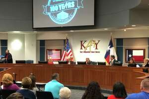 Katy ISD board of trustees voted 4-3 Monday night to name Acting Superintendent Ken Gregorski their sole finalist to replace Lance Hindt.