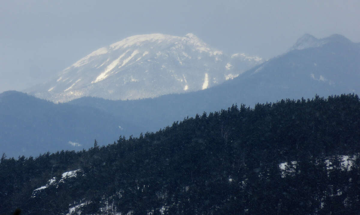 Dix Mountain is visible from Jones Hill. (Herb Terns / Times Union)