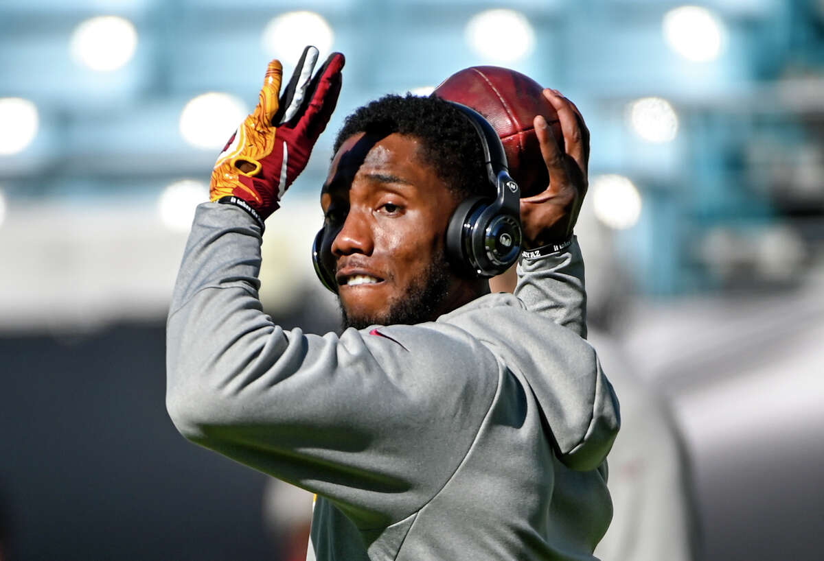 """""""I'm not the only guy it's happened to,"""" Redskins quarterback Josh Johnson says of all the releases he has had from NFL teams that came before Washington has given him a chance to start."""