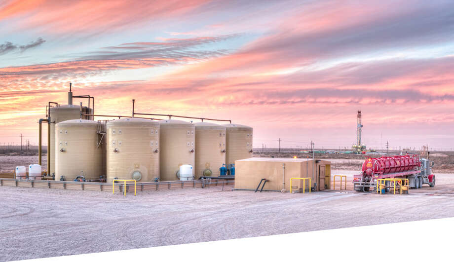 Houston-based WaterBridge Resources has secured $800 million in financing that will be used to expand its presence in the Permian Basin of West Texas. Photo: WaterBridge Resources LLC