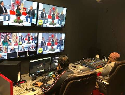 Get to know NTV, Houston's newly-launched Hindi language news