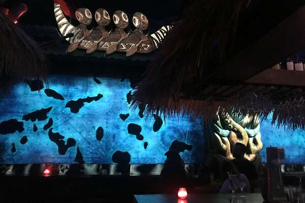 Zombie Village, a tiki noir lounge from the owners of Bourbon & Branch, quietly opens in the Tenderloin