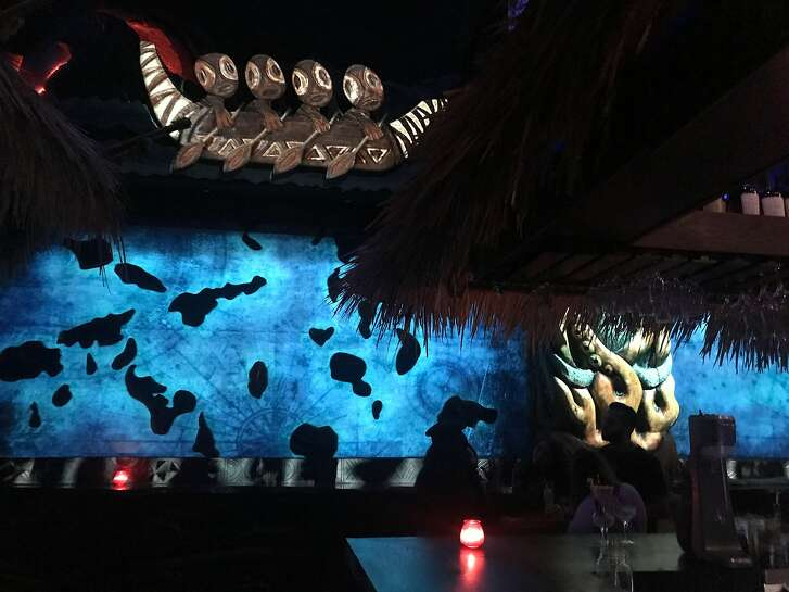 Zombie Village, the new tiki bar from the Future Bars group, replaced Tradition in the Tenderloin.