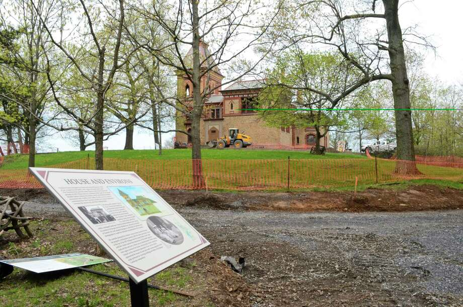 """A new state policy on how to judge the impact of potential projects on surrounding """"beauty"""" cites as an example of the Olana residence of painter Frederick Church as an example of beauty. (Times Union archive) Photo: Colleen Ingerto / Times Union, Albany Times Union"""