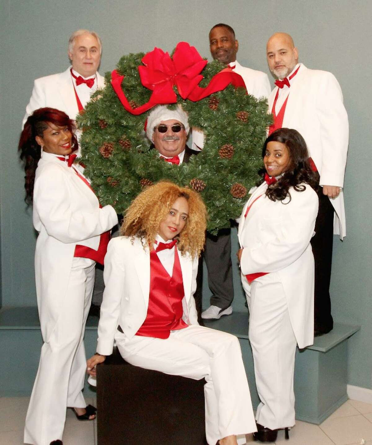 Tim Currie's Motown Review plays a holiday benefit concert at Norwalk Concert Hall at 7 p.m. Saturday, Dec. 22.