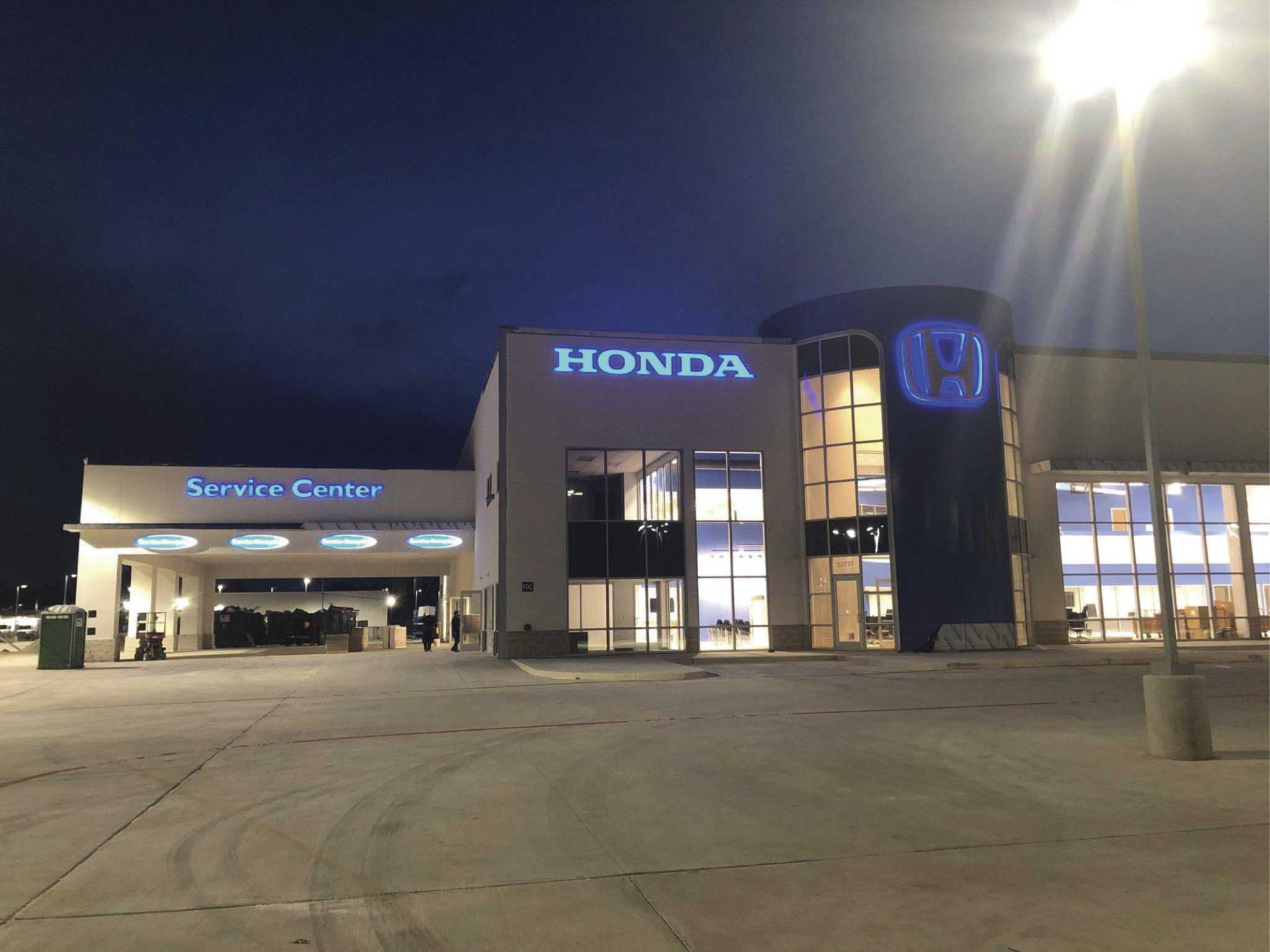 Honda of Tomball announces the opening of eco-conscious store