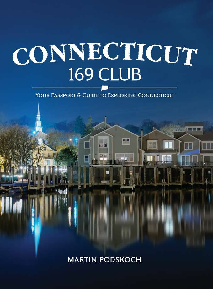Cover of the book Connecticut 169 Club by Marty Podskoch. Photo: Marty Podskoch
