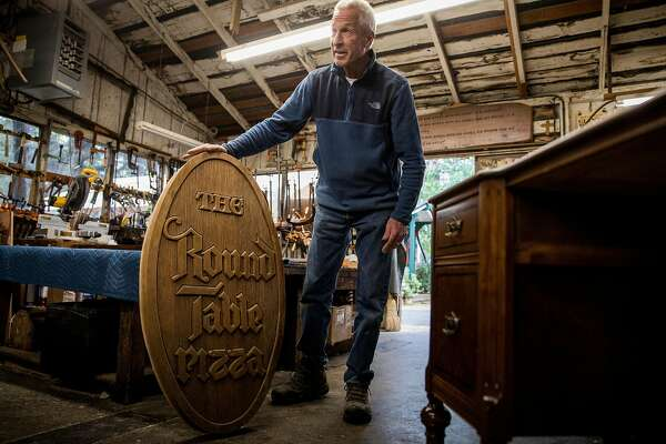 In The Heart Of Silicon Valley Woodworking Shop Has Thrived