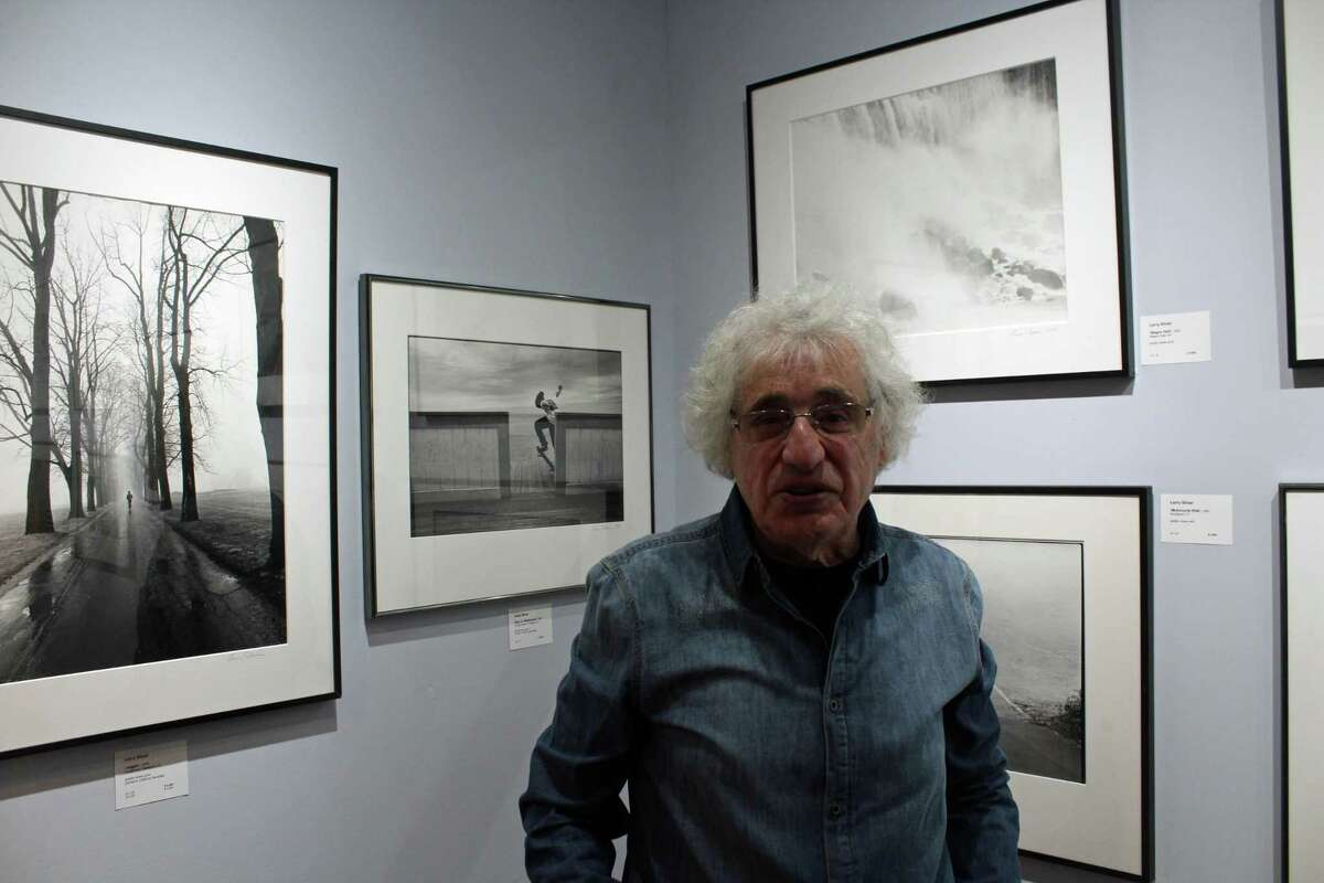 Larry Silver has been a photographer since the 1950s.