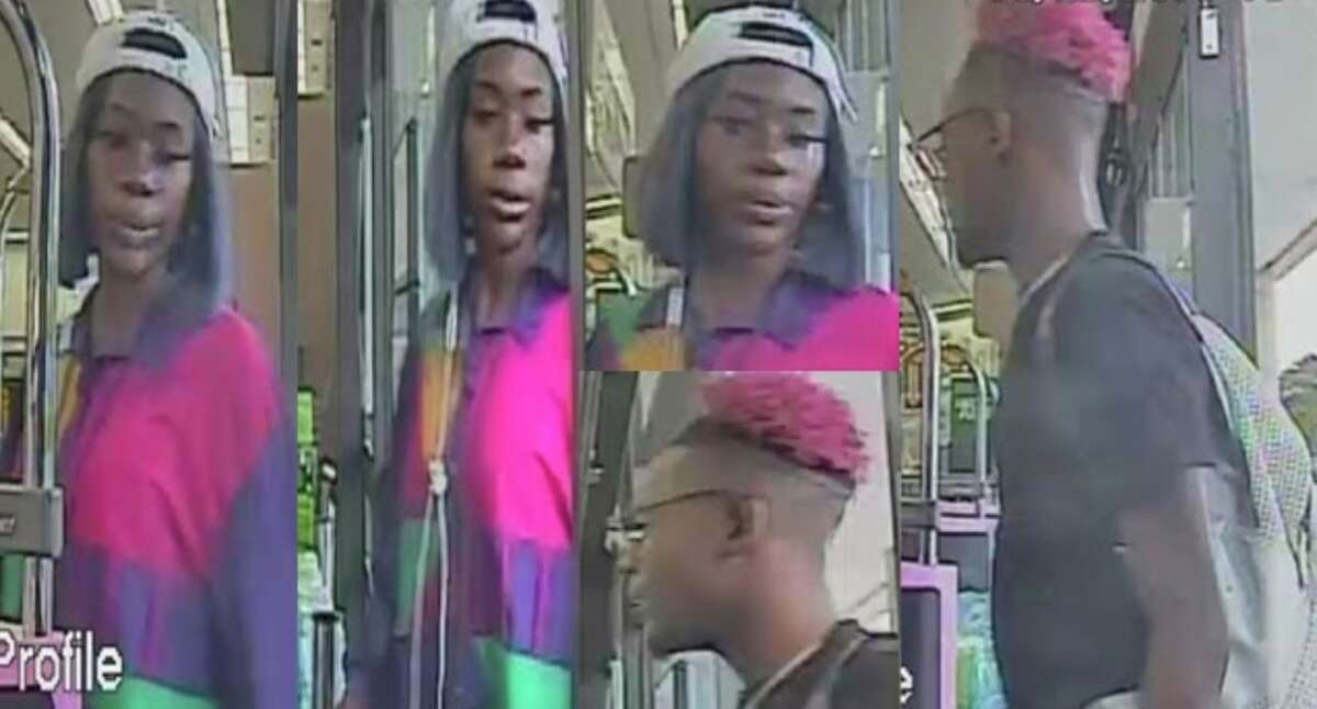 Oct. 22, 2018 - A woman who made a small purchase inside the Walgreen's drug store in the 5300 block of North Braeswood Drive wound up robbing the cashier as she opened the cash register. The cashier tried to get the money back, but the suspect put the money between her legs and told the cashier to