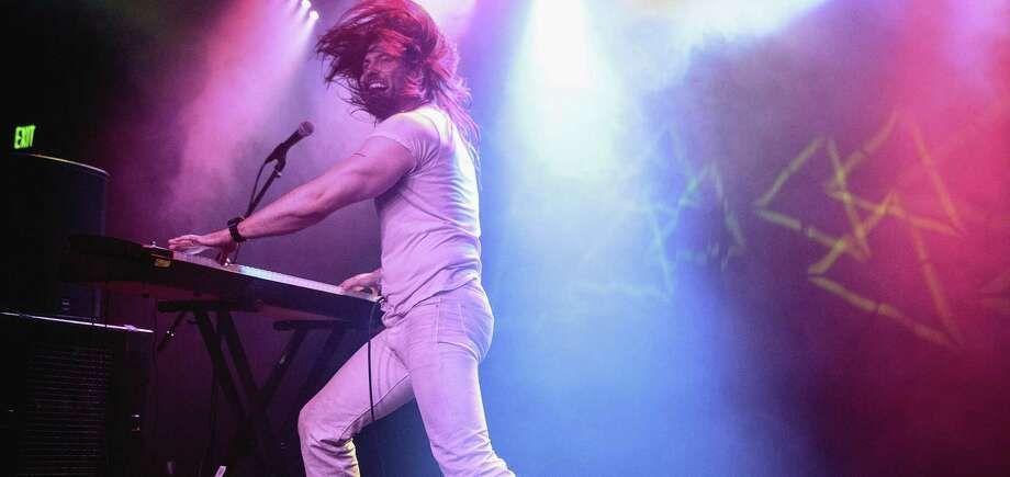 Fans of Andrew W.K. can expect to party — that is what he does for a living — when the Detroit rocker makes his New Year's Eve appearance in Berkeley. Photo: David A. Smith / Getty Images 2015 / 2015 David A. Smith