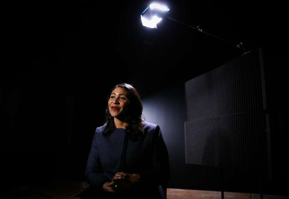 London Breed, now mayor of S.F., testified as an alibi witness for her brother, Napoleon Brown, at his murder trial in 2005. She has asked Gov. Jerry Brown to commute his sentence. Photo: Gabrielle Lurie / The Chronicle