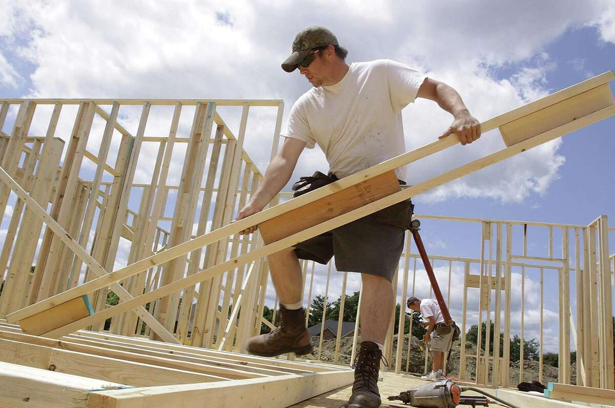 The construction industry continues to add jobs as the Houston and Texas economies continue to grow.