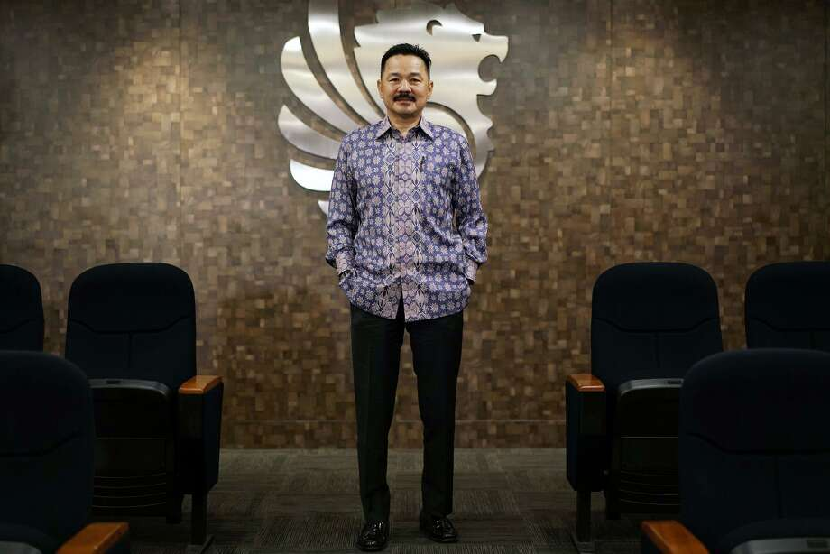 Rusdi Kirana, co-founder of Lion Air Group, in Banten, Indonesia, is in a public dispute with Boeing. Photo: Dimas Ardian, Bloomberg / Bloomberg / © 2018 Bloomberg Finance LP