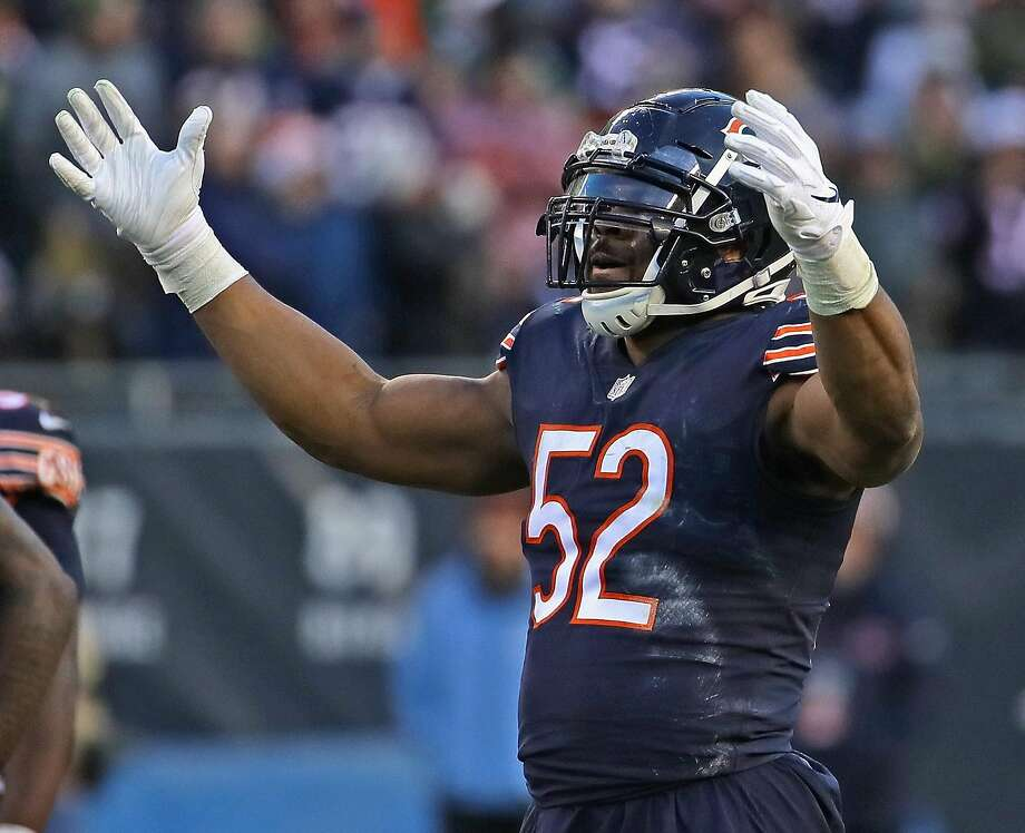 Raiders win analytics award for trading Khalil Mack to the Bears