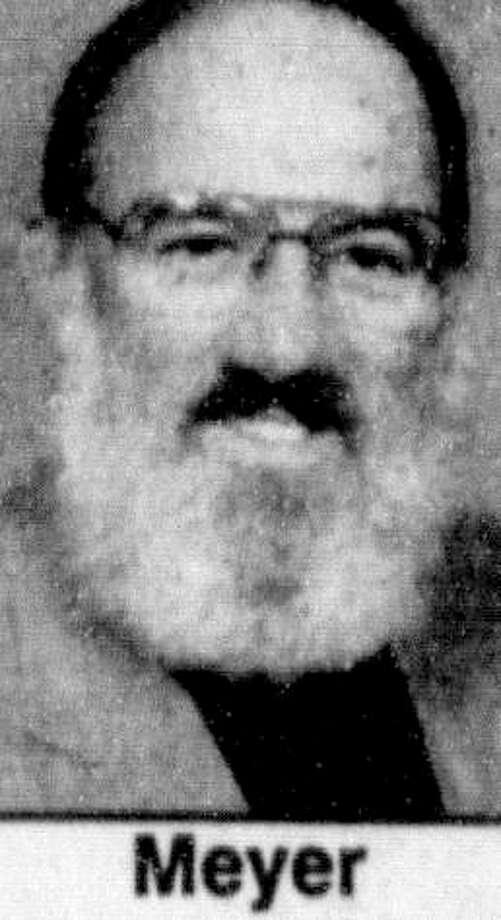 Fr. Thomas G. Meyer Photo: Telegraph File Photo, 1998