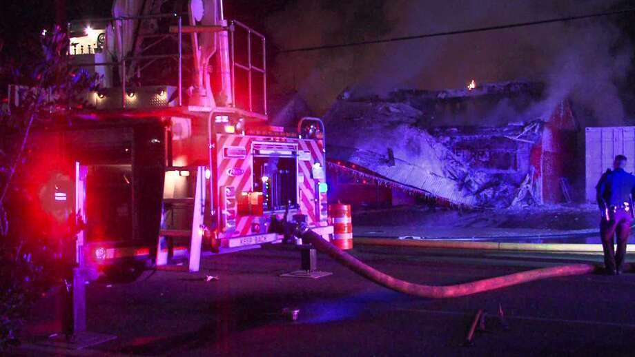San Antonio Furniture Store Deemed Total Loss After Morning Fire
