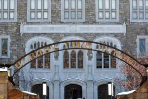 Albany Law School at 80 New Scotland Avenue on Tuesday Feb. 11, 2014 in Albany, N.Y. (Michael P. Farrell/Times Union)