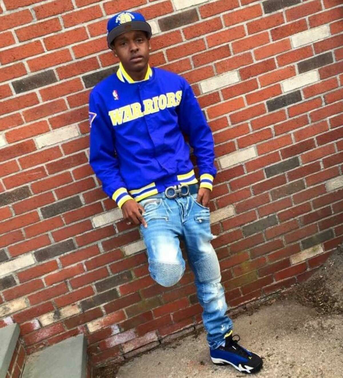 Kyree Kennedy, 22, was found dead by police when they responded to the scene of a shooting on Read Street in Bridgeport, Conn. on Tuesday, May 2, 2017.