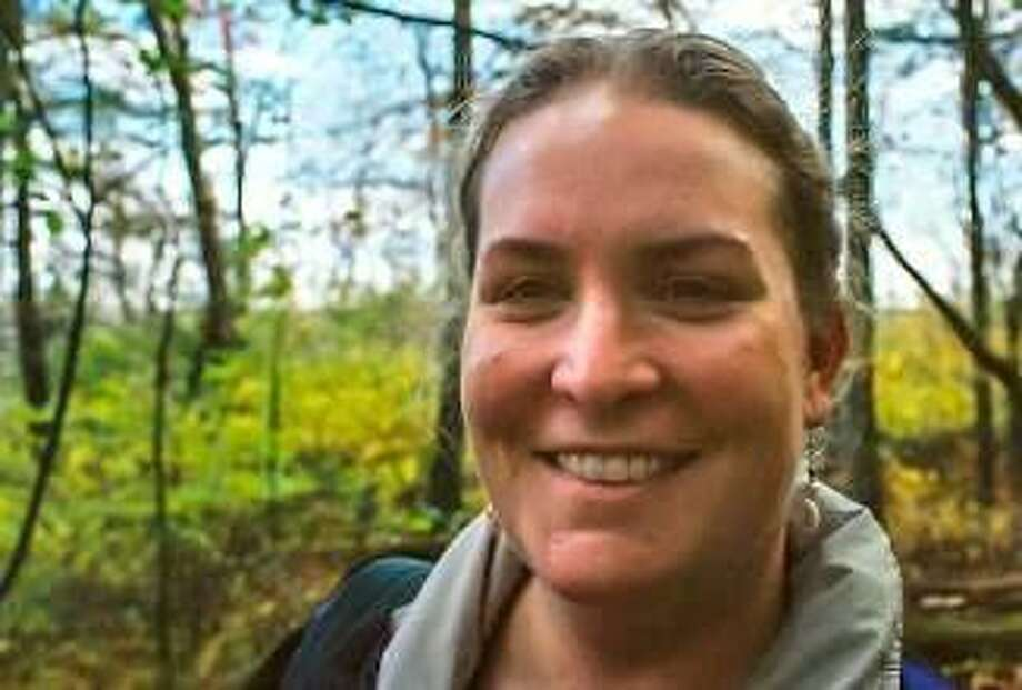 Tara Jo Holmberg, Professor of Environmental Science and Biology at Northwestern Connecticut Community College (NCCC), was named the New England Formal Environmental Educator of the Year by the New England Environmental Education Association (NEEEA). Photo: Contributed Photo