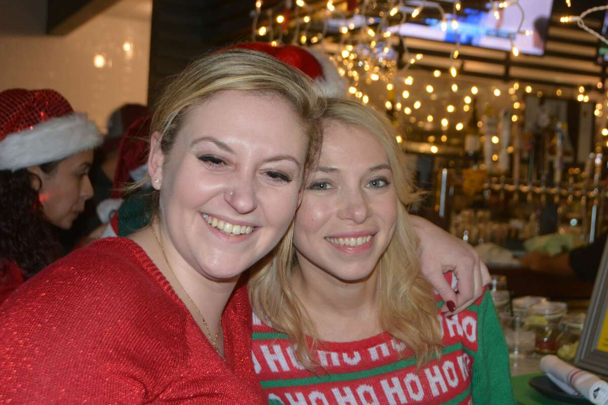 Harbor Point in Stamford hosted first annual Ugly Sweater Bar Crawl, sponsored by Half Full Brewery, on December 22, 2018. Participants donned ugly sweaters and enjoyed drink specials at Sign of the Whale, Mexicue, Bareburger, Fortina and Saltbar. Ticket proceeds benefit Domus Kids Organization, which provides services for high-risk youth in Stamford. Were you SEEN?