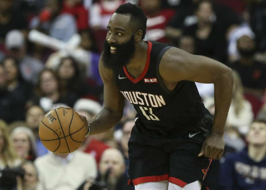 1e29f306c829 PHOTOS  A look at James Harden treated children to a shopping spree Rockets  star James