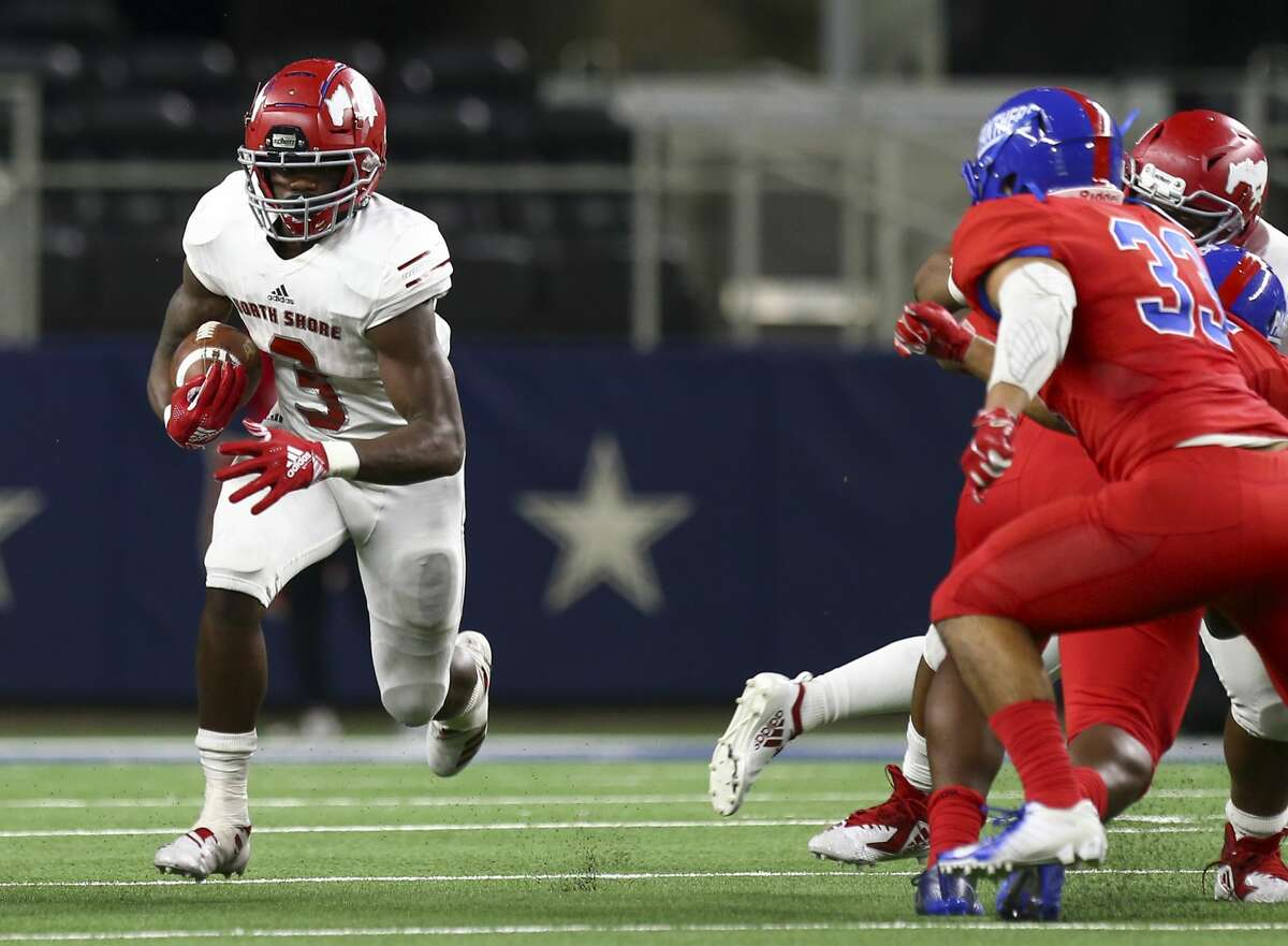 1. Zach Evans, RB, North Shore Signed with TCU